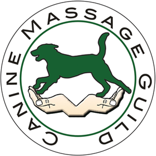 Angela Day Clinical Canine Massage Guild Member logo